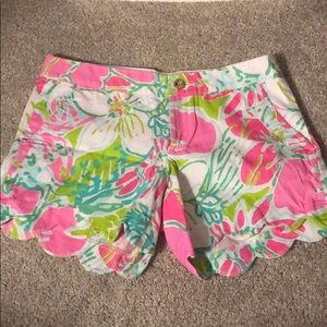 """Lilly Pulitzer 5"""" Buttercup Short"""